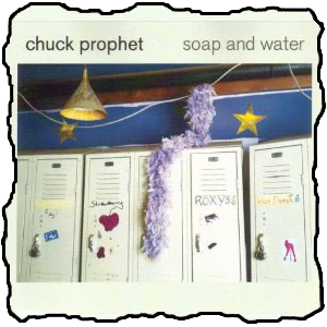 Chuck Prophet Album Cover